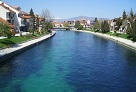 Struga, map